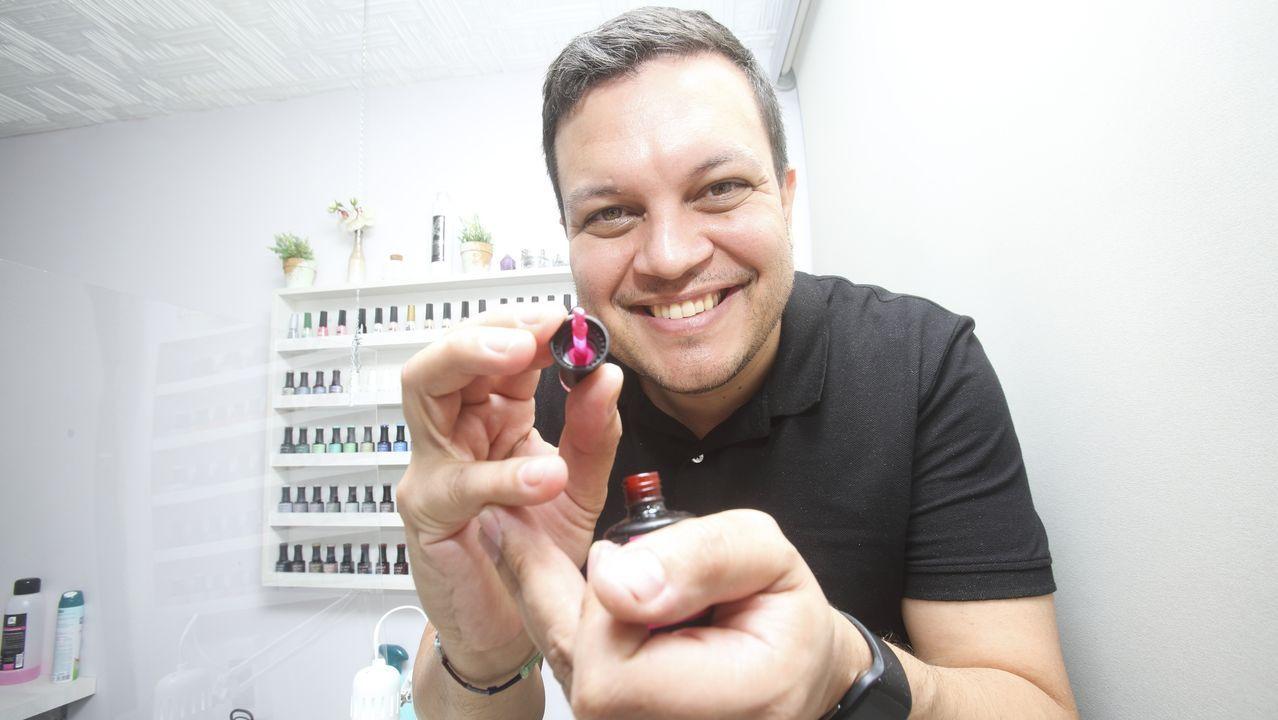 Carlos Méndez, oftalmólogo