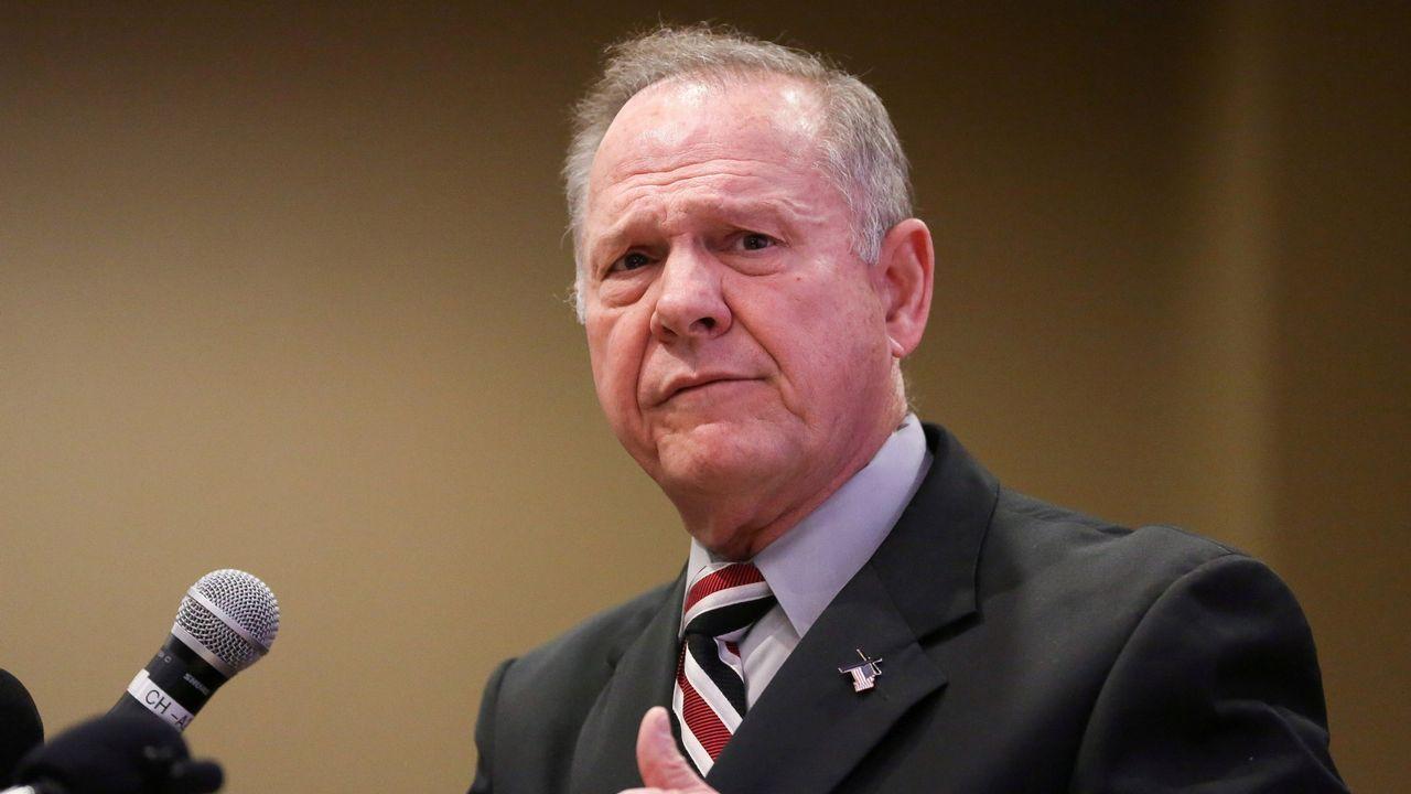 Senador democrata Doug Jones