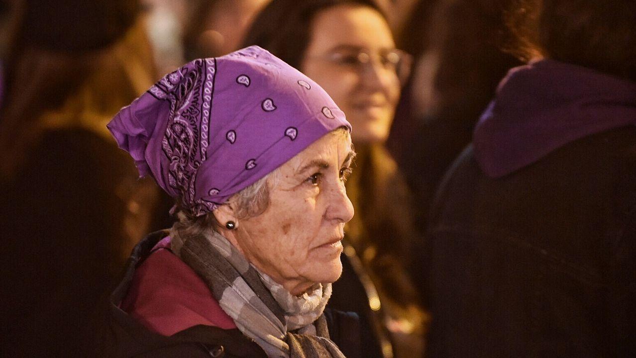 Manifestación central de A Coruña