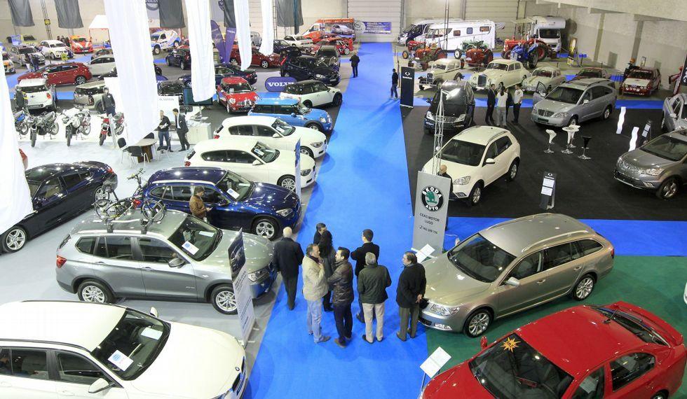 Alfa Romeo Stelvio.El Salón del Automóvil de Lugo llega este año a su undécima edición