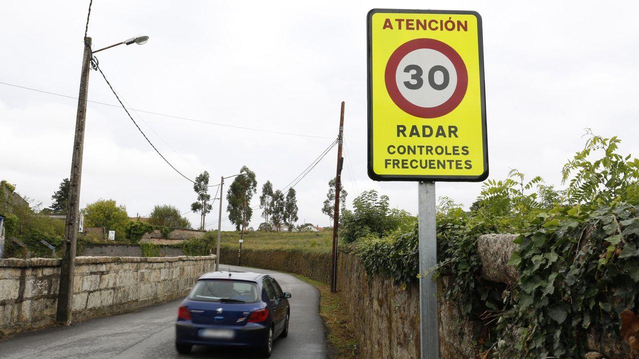 Dos décadas de las uvas al mediodía en Vilagarcía