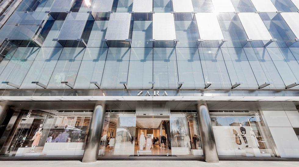 Así será el Zara más grande del mundo