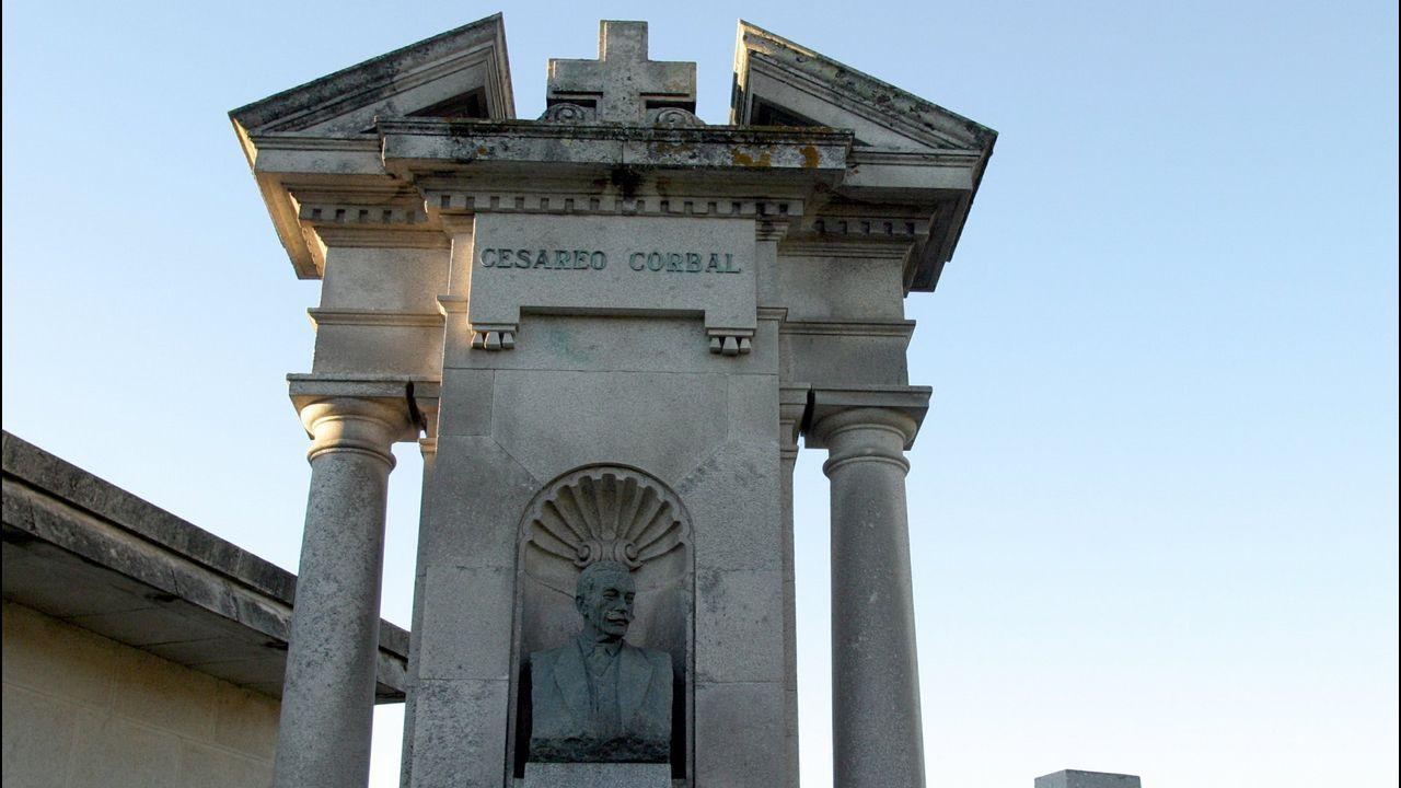 Monumento a Doctor Corbal