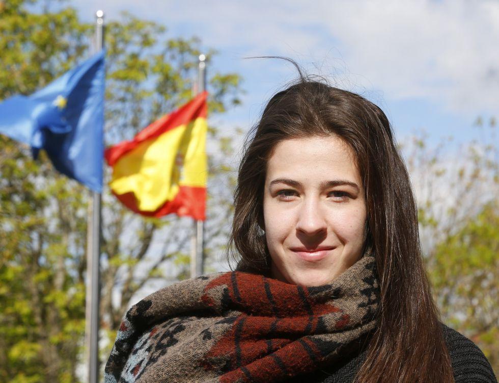 Lydia Pérez se jugará a final de mes en un campeonato internacional su concurso en el Europeo.