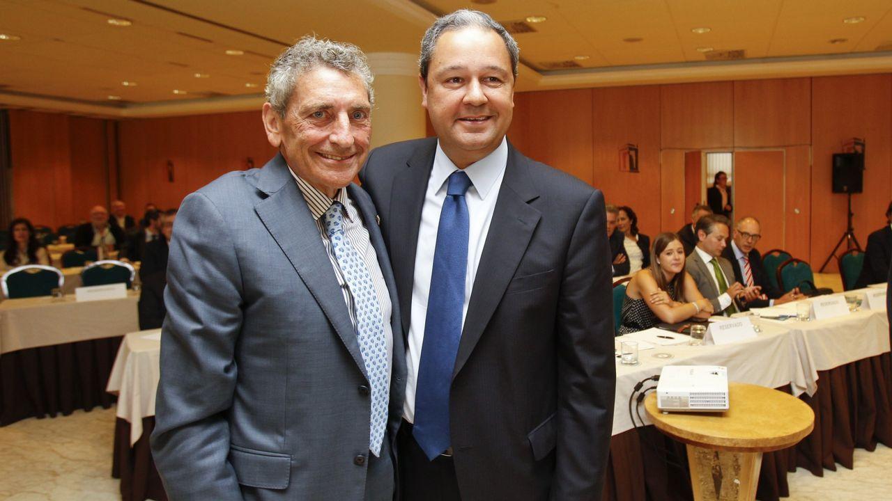La etapa de Tino Fernández también se ha caracterizado por la buena relación institucional con el Celta de Vigo