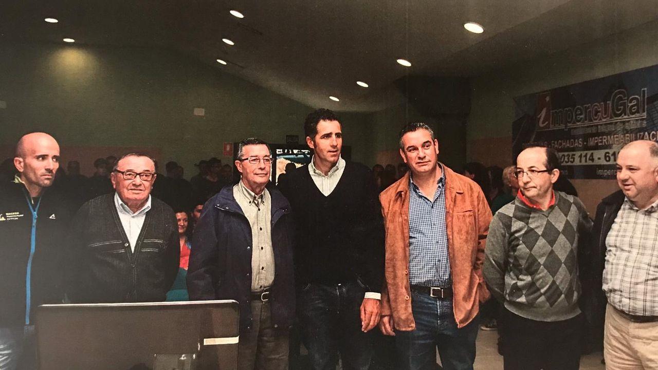 El último cribado hecho en la provincia fue en O Carballiño, el martes