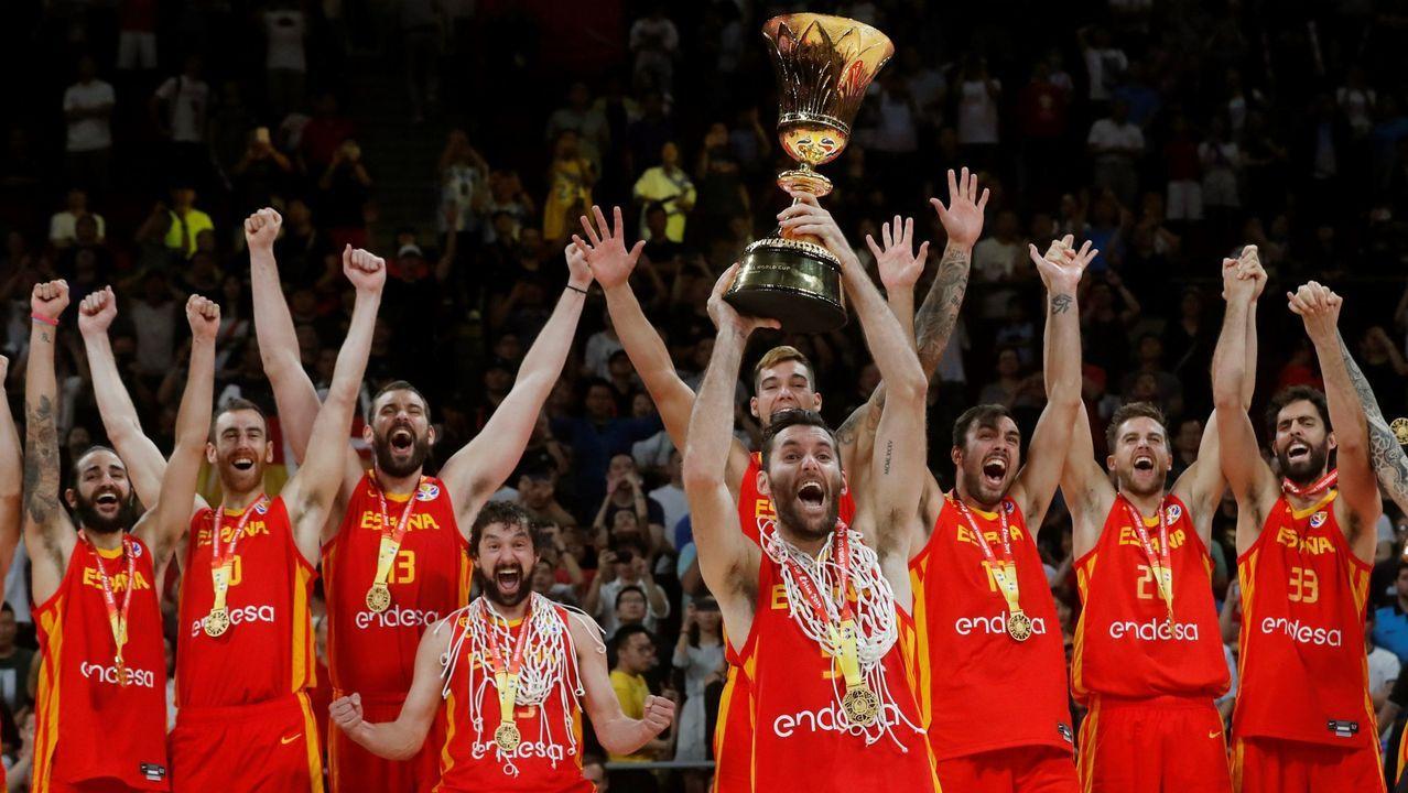 La final del Mundial de Baloncesto fue lo más visto del mes