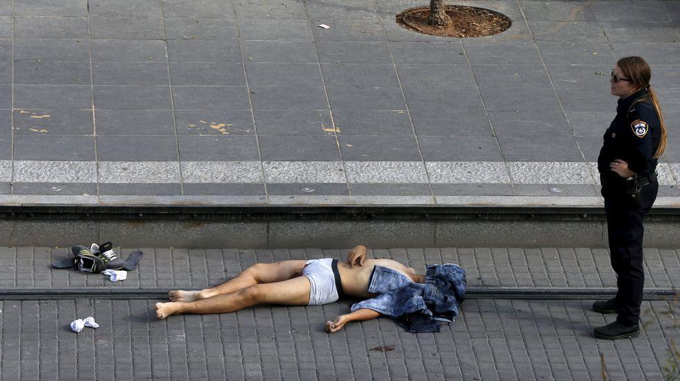 Un supuesto agresor palestino abatido en Israel
