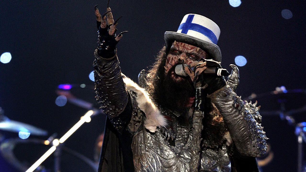 Los heavis de Lordi representaron Suecia en el festival de Eurovisión que se celebró en Atenas y volvieron con el triunfo para su país. No se sabe si el estilismo les ayudó, pero el caso es que ganaron