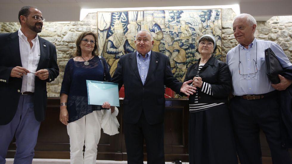 Gala benéfica «Ilusión» en la Sala Pelícano de A Coruña