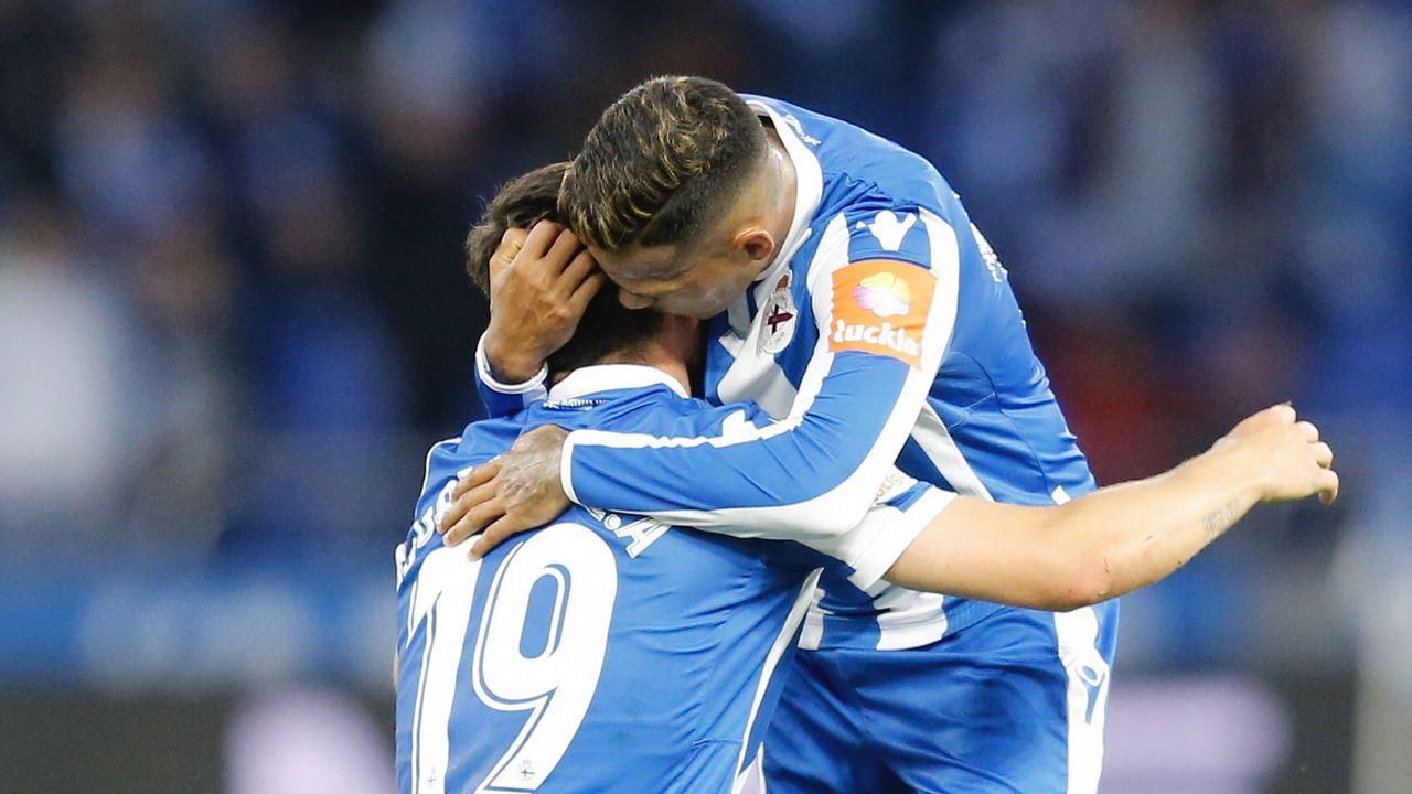 Lo mejor del Málaga - Deportivo