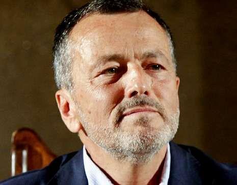 El alcalde de Santiago.