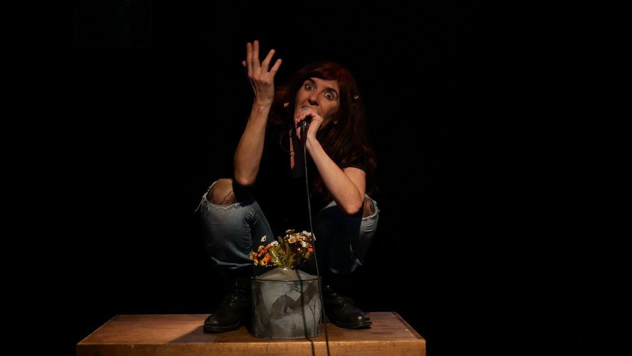 LAURA LAMONTAGNE & PICO AMPERIO, QUE ESTARÁN EN LA PARTE MUSICAL DEL FESTIVAL