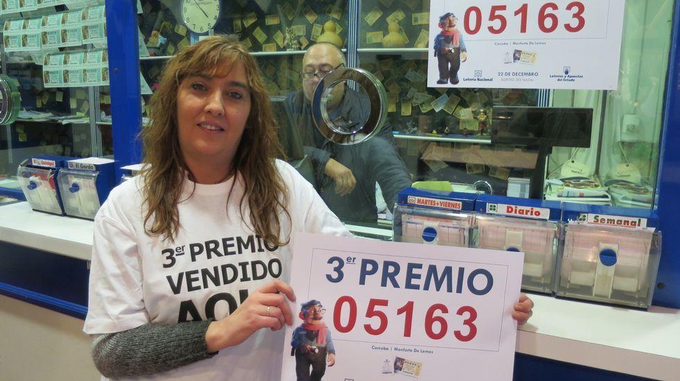 El Lor, en Santo Domingo, vendió un décimo de un cuarto.