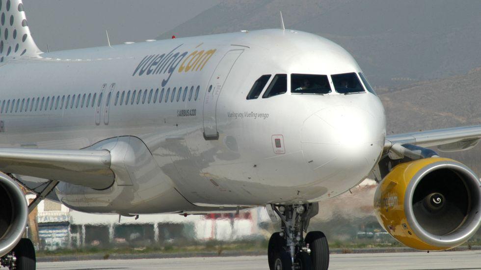 Imagen de archivo de un avión de Iberia