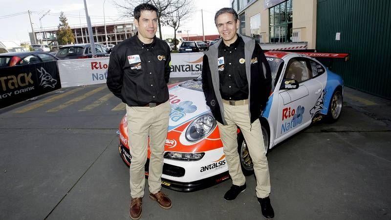 Vallejo desvela la decoración del Porsche 911