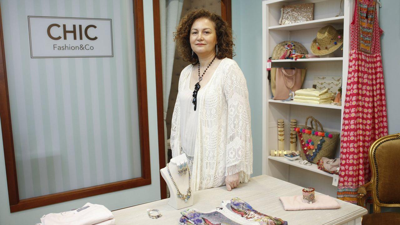 Marta López preside la asociación de autónomas, que organiza la feria