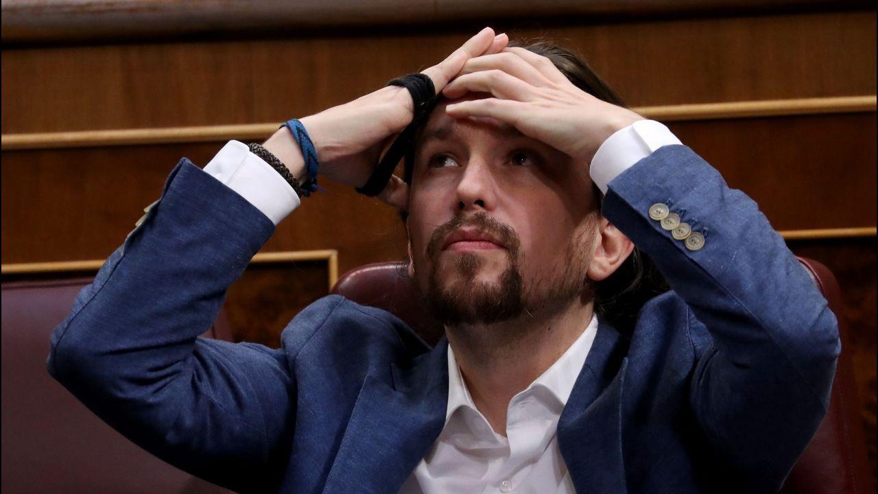 Iglesias comunica a Sánchez que renuncia a estar en el Gobierno