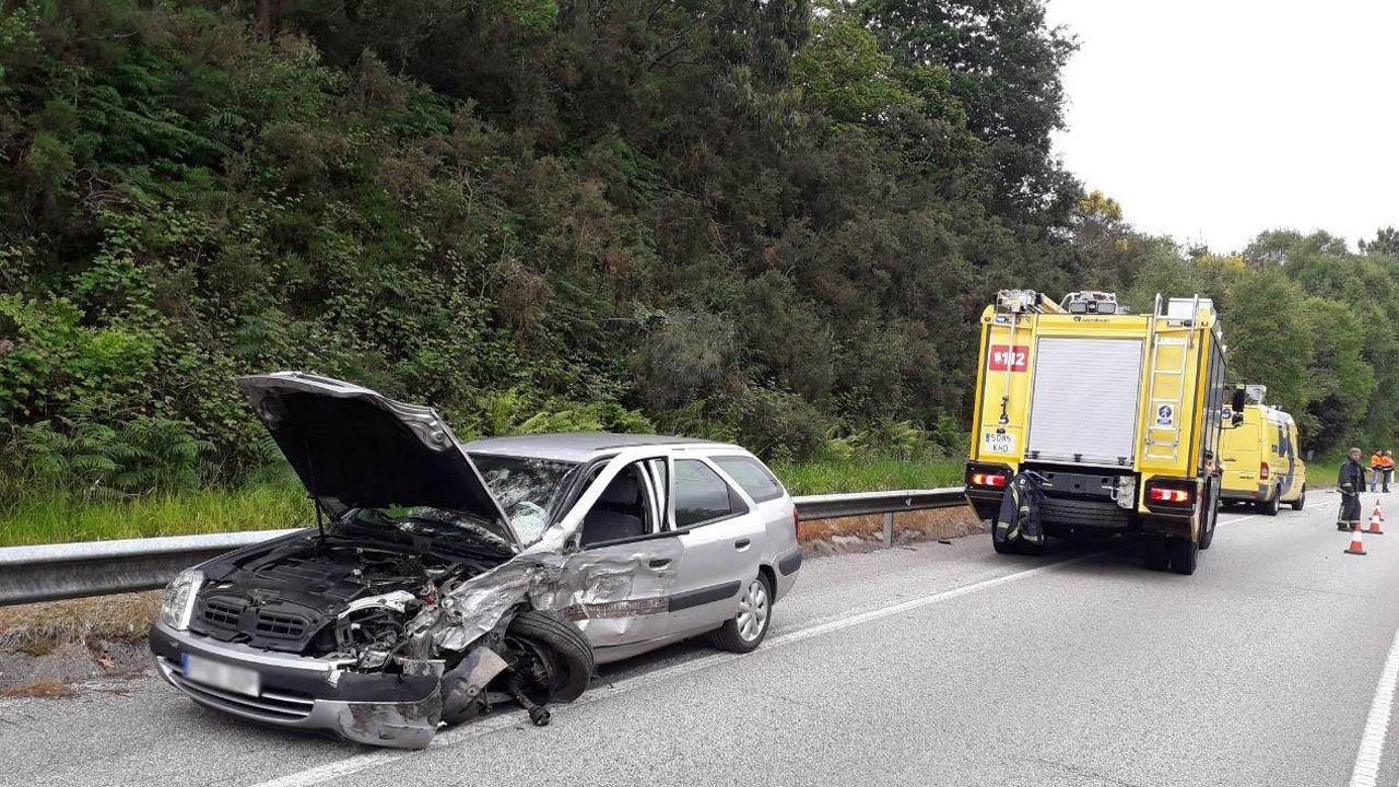Salinas, Castrillón, playa, Asturias,.Accidente en Castrillón