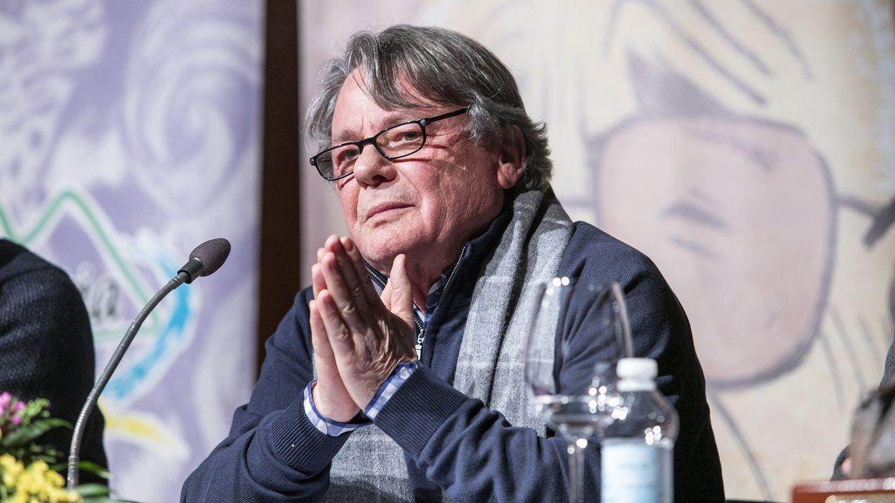 Manuel Cartea, presidente de Barbantia