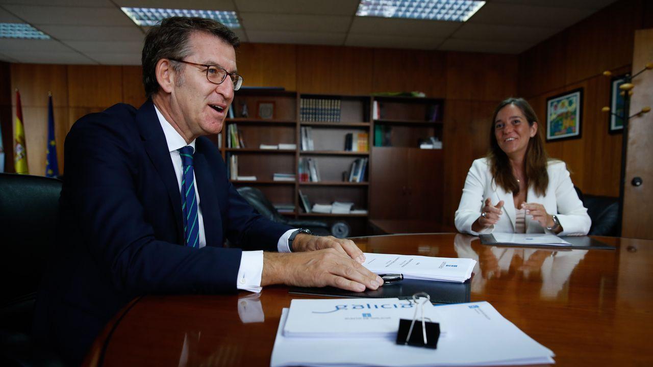 Los problemas de mantenimiento de la Torre.El PSOE ocupó el local que según la Marea Atlántica no cumple las exigencias de habitabilidad desde el 2011 hasta el 2019