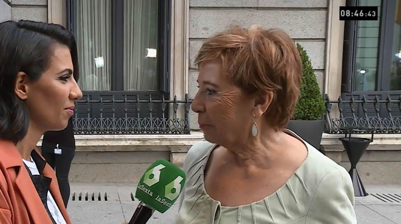 Cospedal no se descarta para suceder a Rajoy