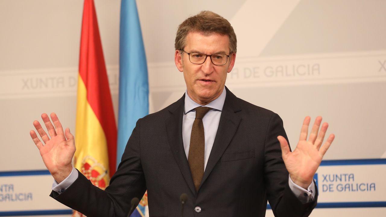 Feijoo anuncia las medidas extraordinarias aprobadas por la Xunta por el coronavirus
