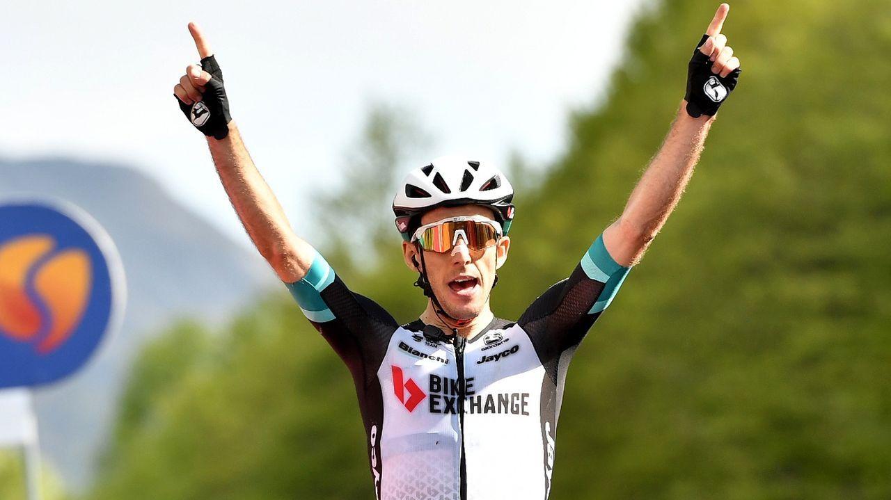 David Bisbal cuenta sus experiencias ciclistas desde Covadonga