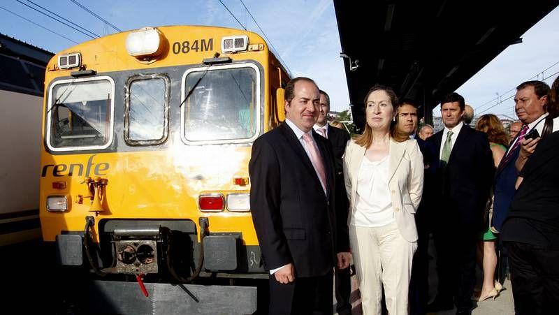 Nuevo tren directo entre Galicia y Portugal