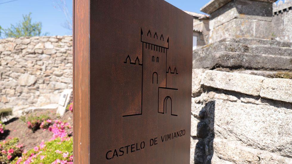La exposición, en las murallas de Ibiza