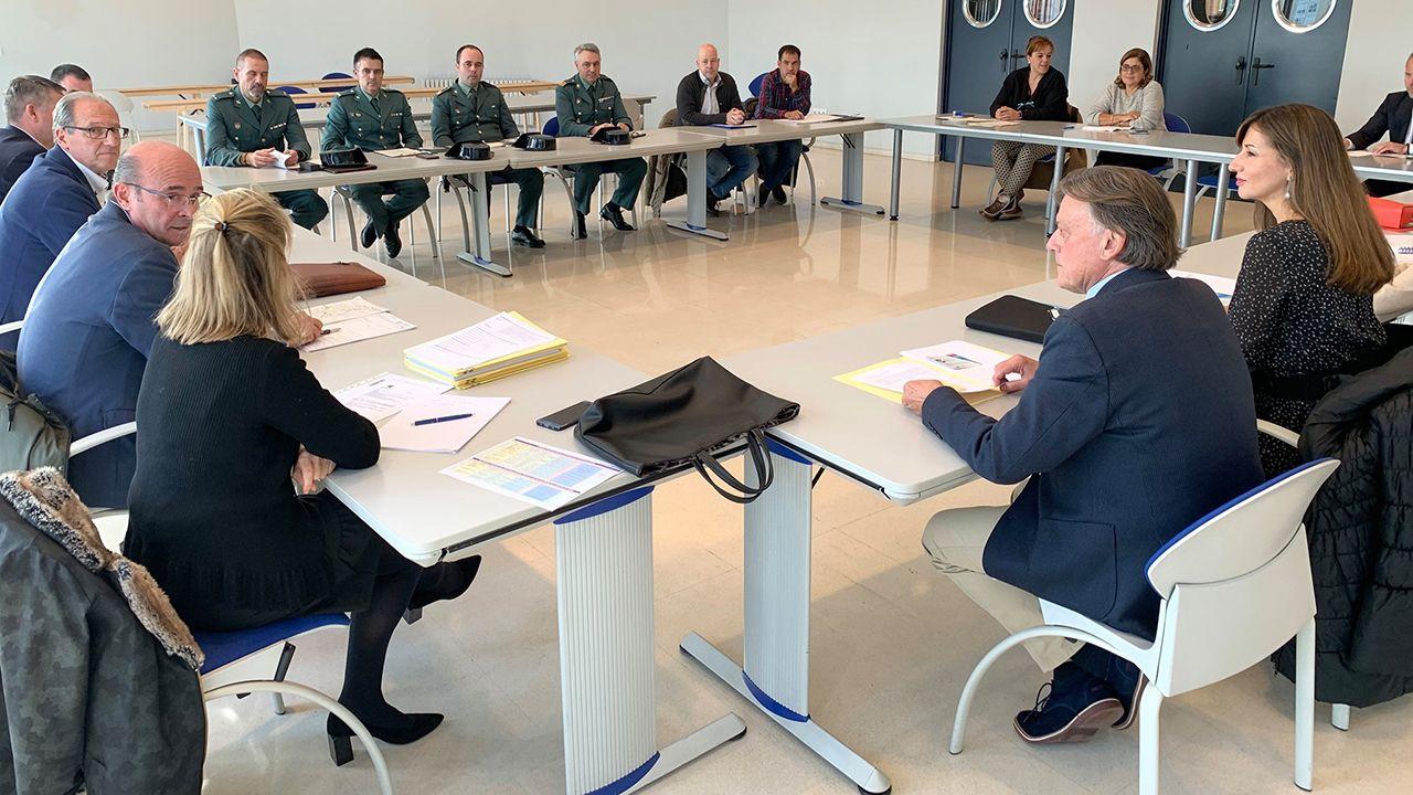 Reunión de la Comisión Técnica de Violencia de Género de nuestro municipio