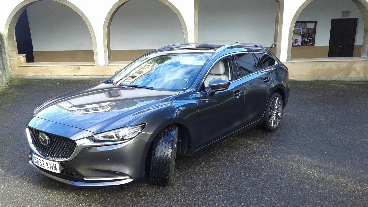 Nuevo Mazda6
