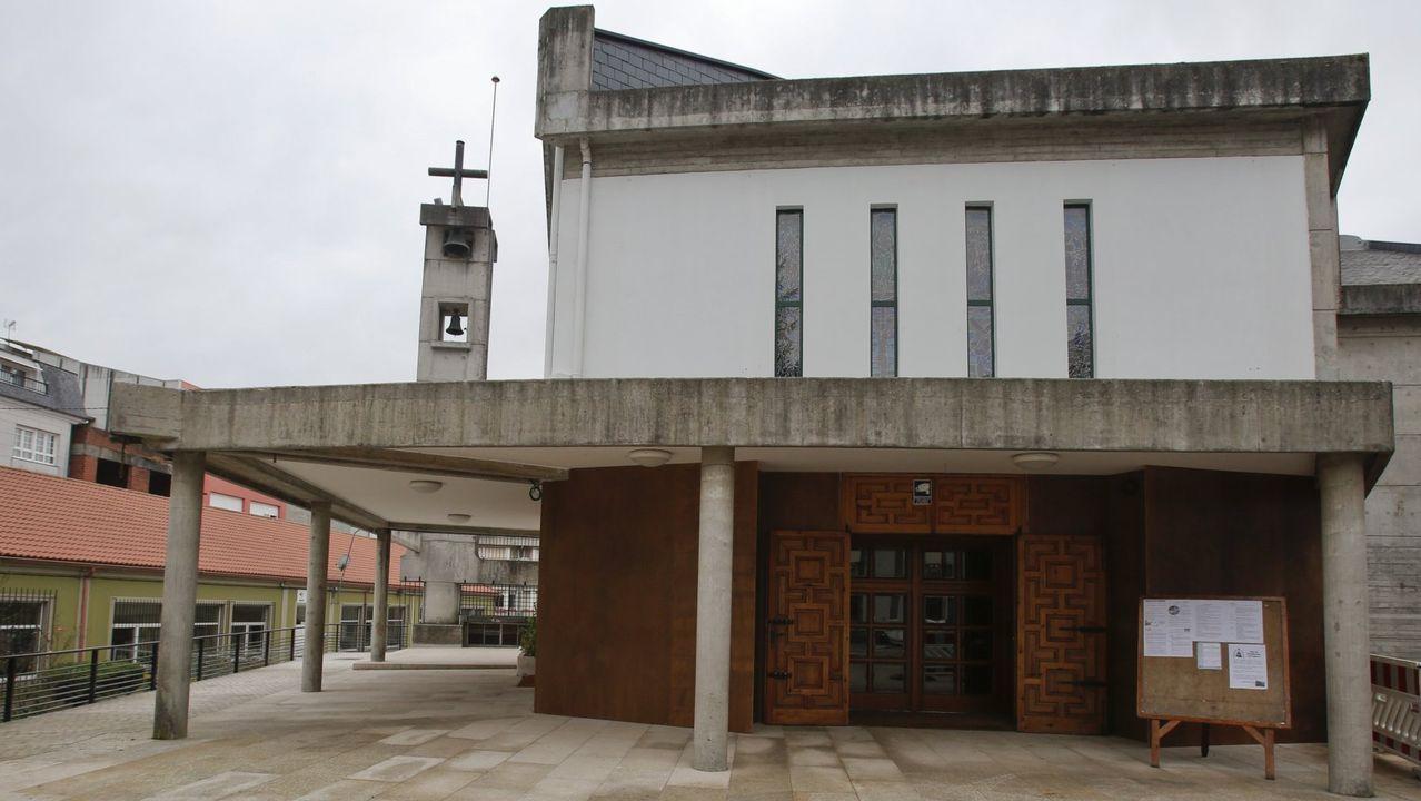 Imagen de archivo de un control en Molina de Segura