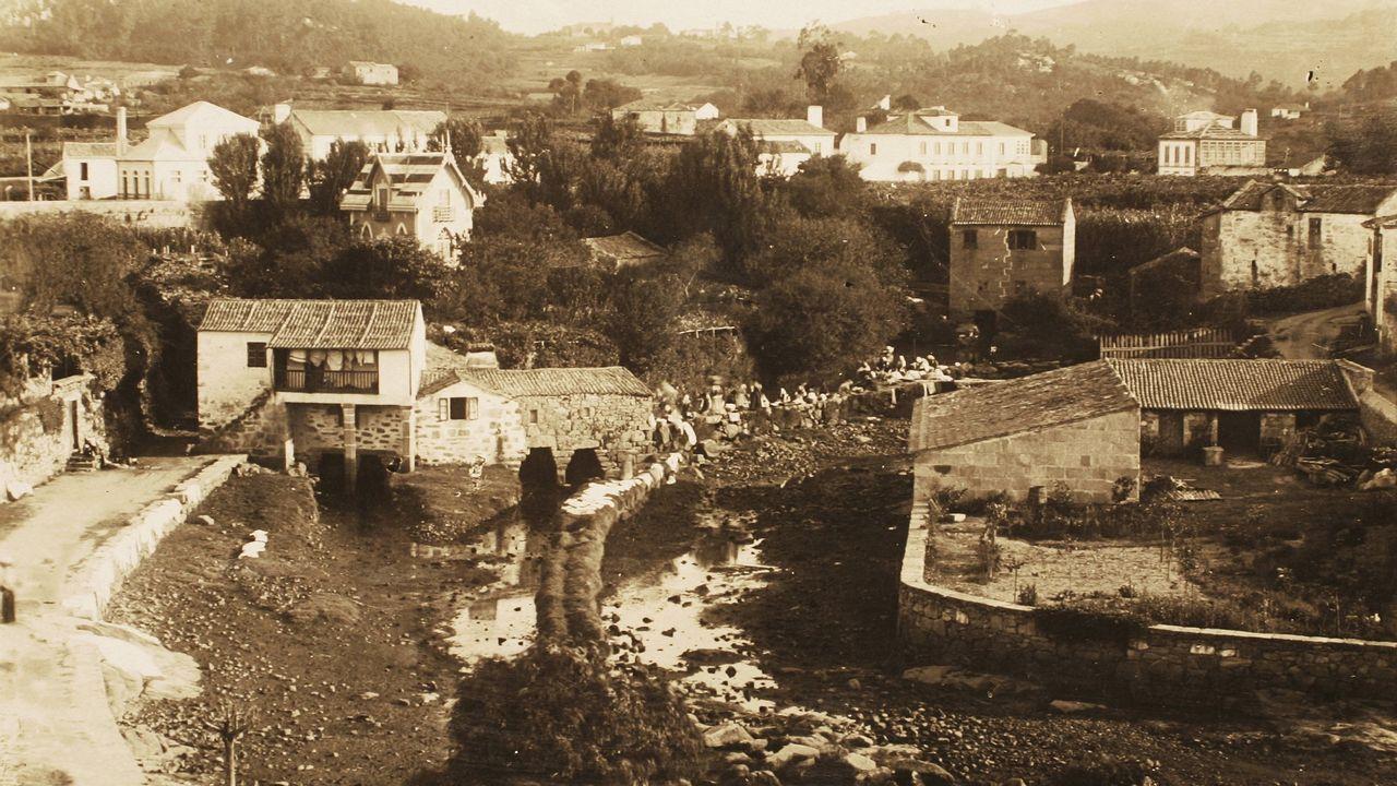 Una panorámica de Otívar, en Granada