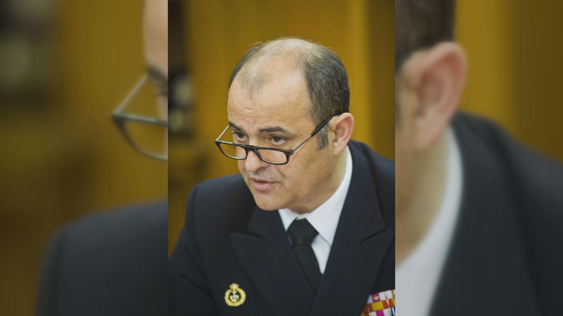 MANUEL GARAT (almirante de flota de la Armada) - tiene un patrimonio de 331.134 euros