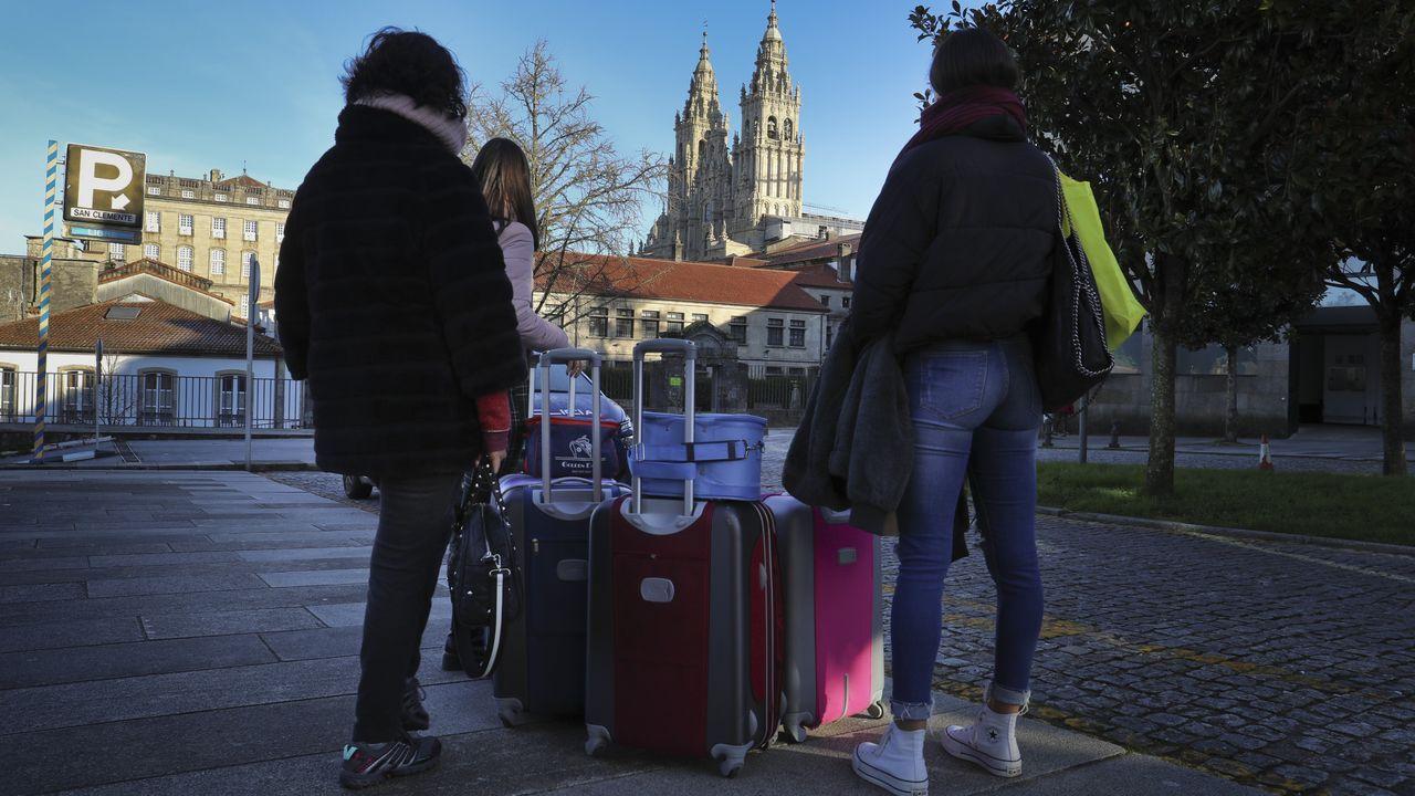 Lugo recupera el pulso de la obra nueva