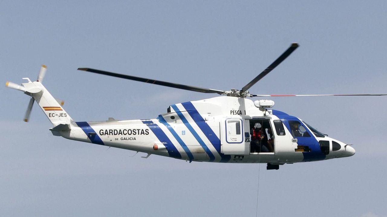 Imagen del helicóptero Helimer