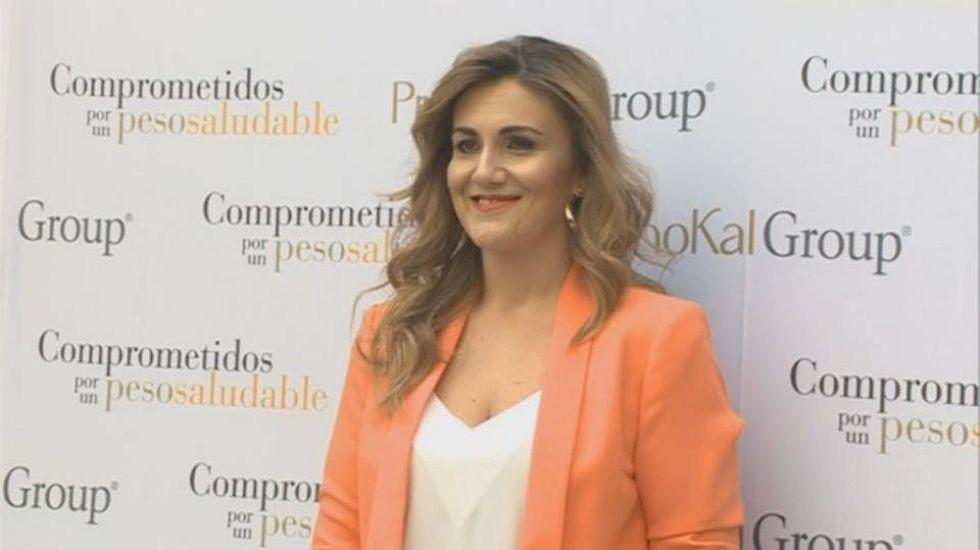 Carlota Corredera: «estoy harta de la gordofobia»
