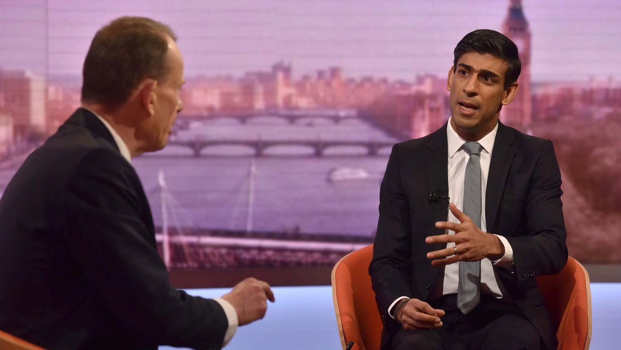 Rishi Sunak, secretario de Estado del Tesoro, afirmó que pretenden tener aprobado antes de Navidad el acuerdo negociado con Bruselas.