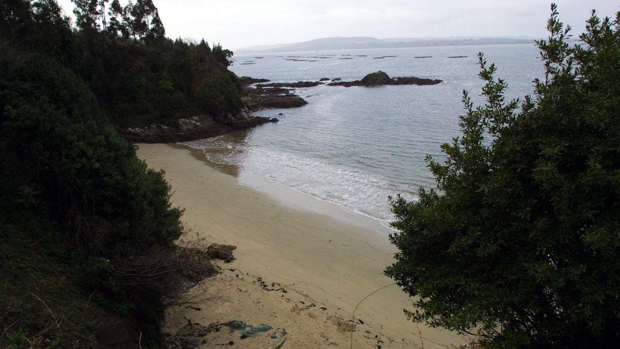 Playa de Morazón. Imagen de archivo