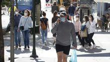 Mascarillas obligatorias en espacios públicos y en la calle