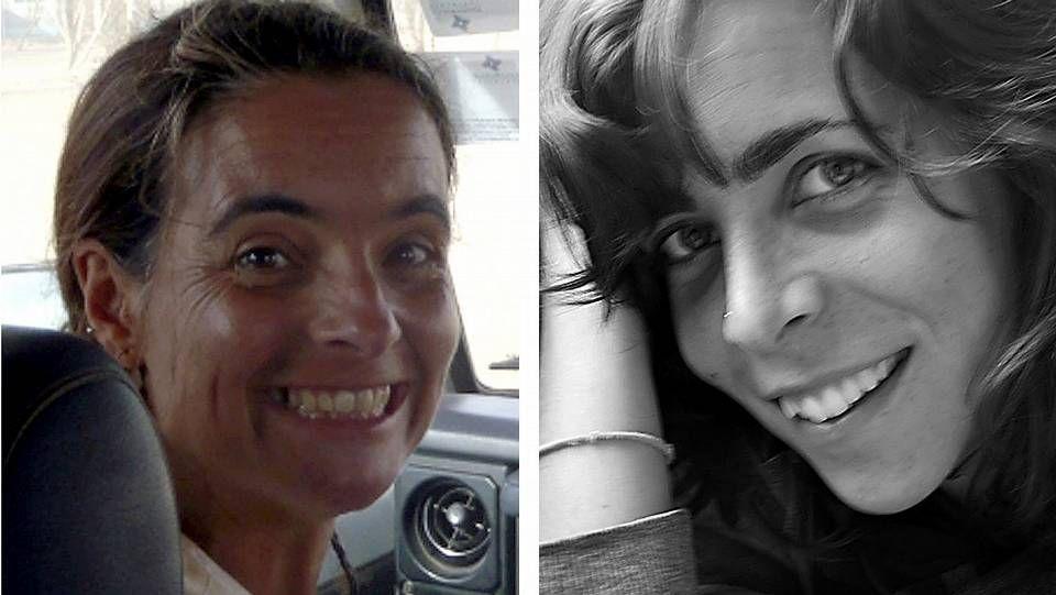 Blanca Thiebaut y Montserrat Serra, las secuestradas en Kenia desde 2011.