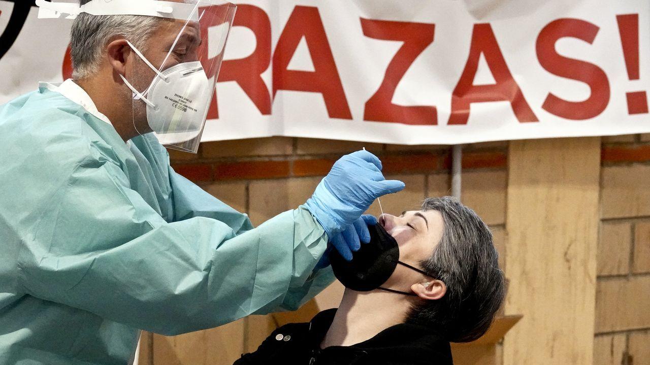 Concepción González  microbióloga de la USC ganadora del premio Ignacio Ribas