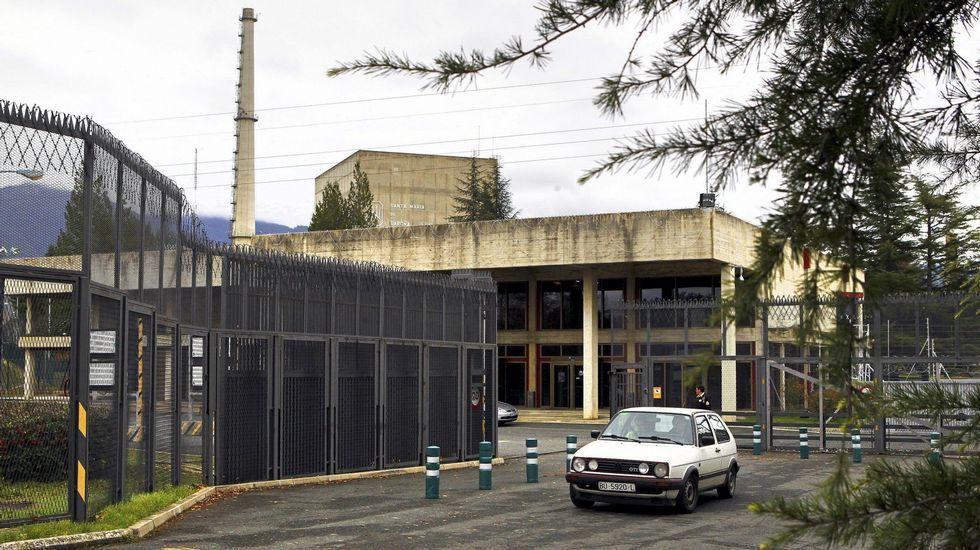 Central nuclear de Garoña, en una imagen de archivo