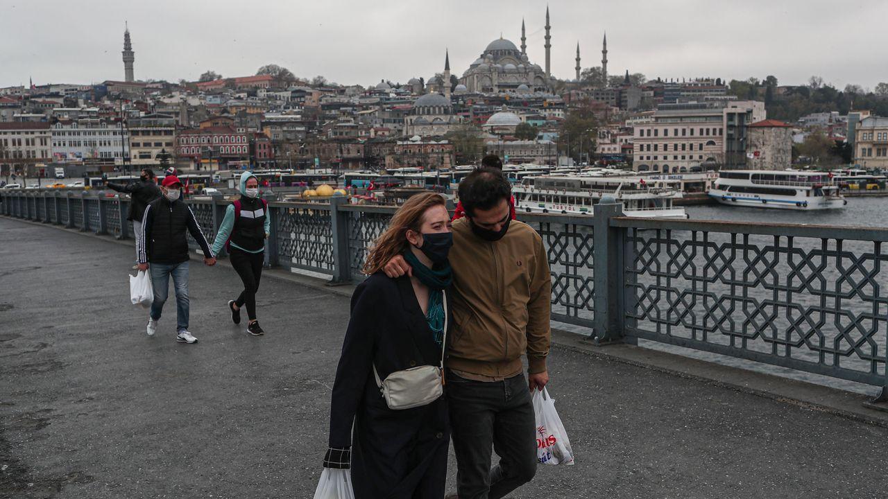 El toque de queda en Turquía se extenderá desde el jueves hasta el domingo