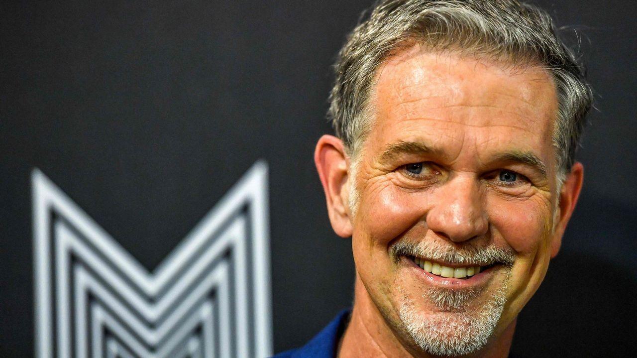Reed Hastings, cofundador y director ejecutivo de Netflix