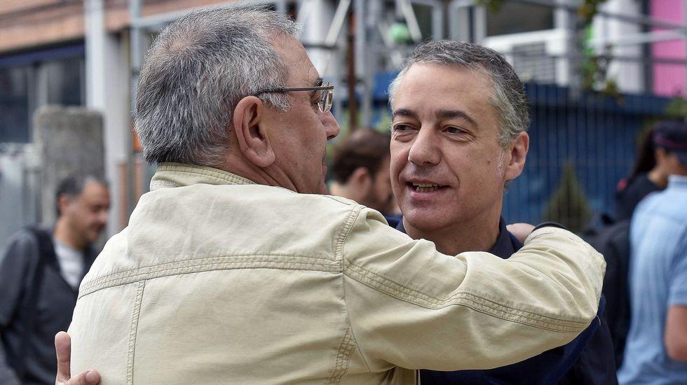 Fernando Lastra, durante su intervención en el Pleno Institucional del Día de Asturias