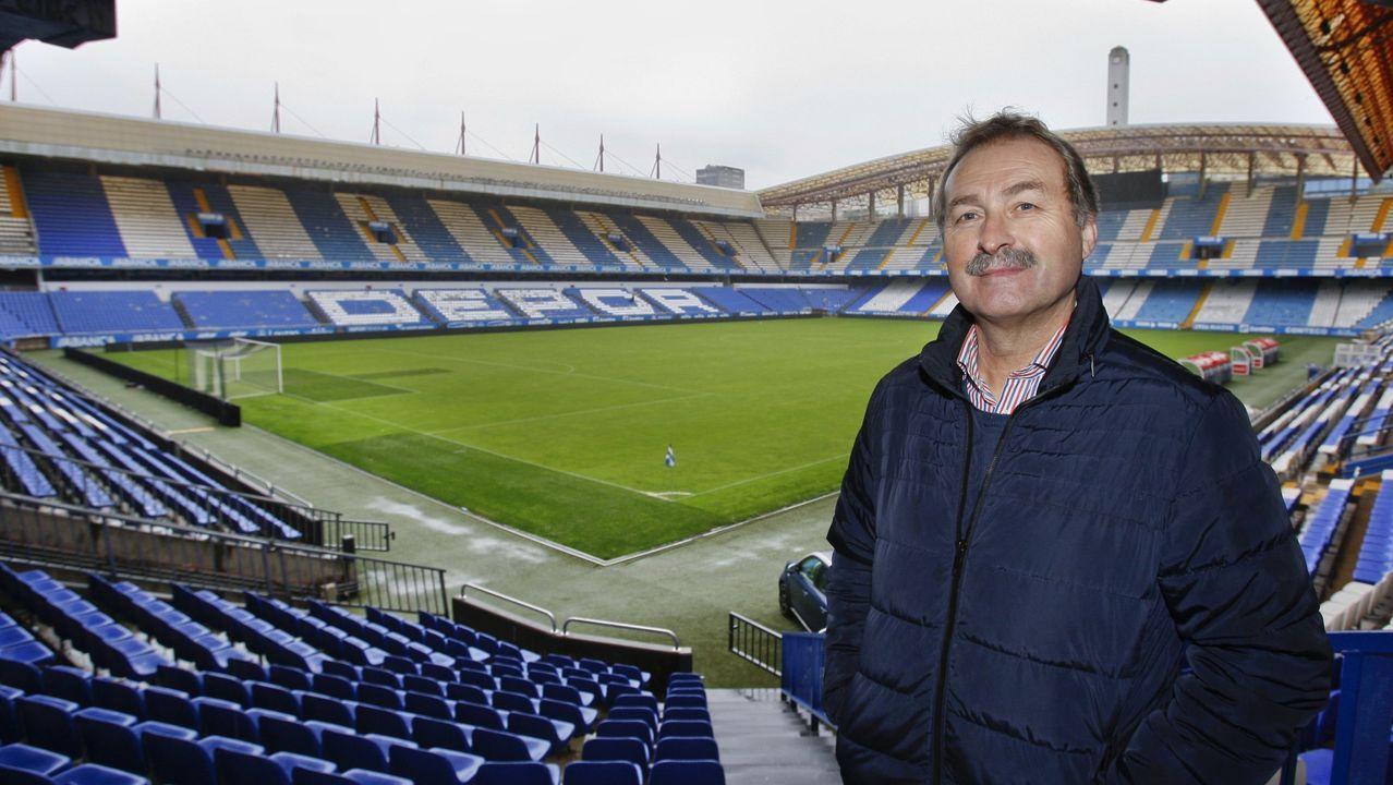 EN DIRECTO: Junta de accionistas del Deportivo