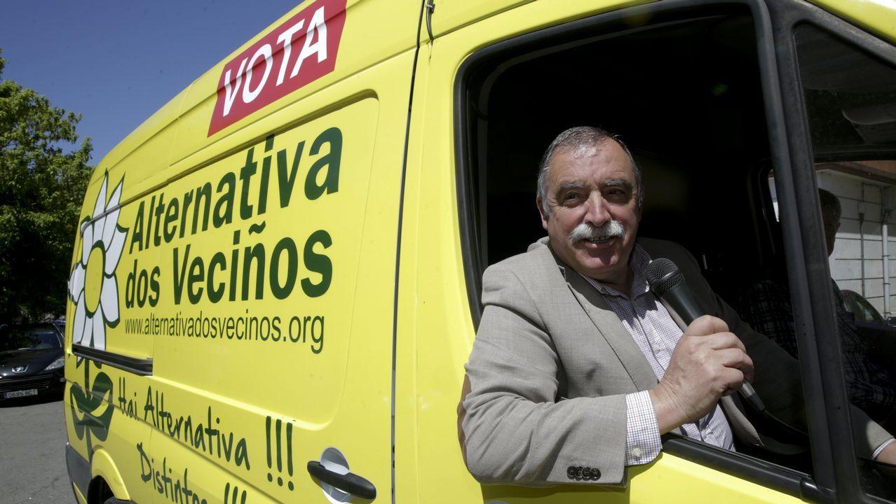 Parcelas municipales a la venta en el polígono de Iñás