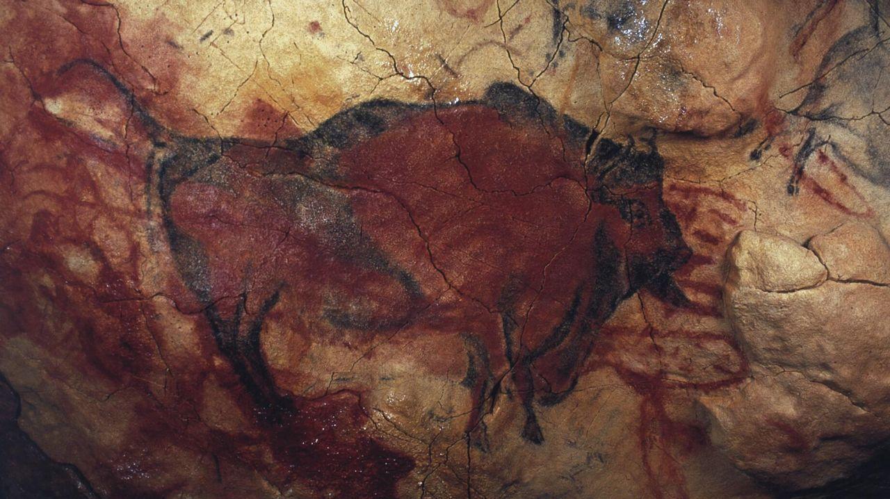 La Cueva de Altamira, el tesoro que descubrió una niña.Carmen Possnig fotografiada en la base Concordia de la Antártida